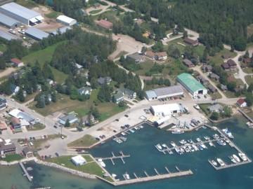 Hessel Harbor